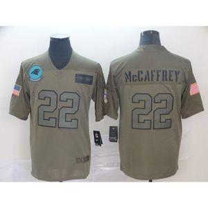 Carolina Panthers Christian McCaffrey Jersey
